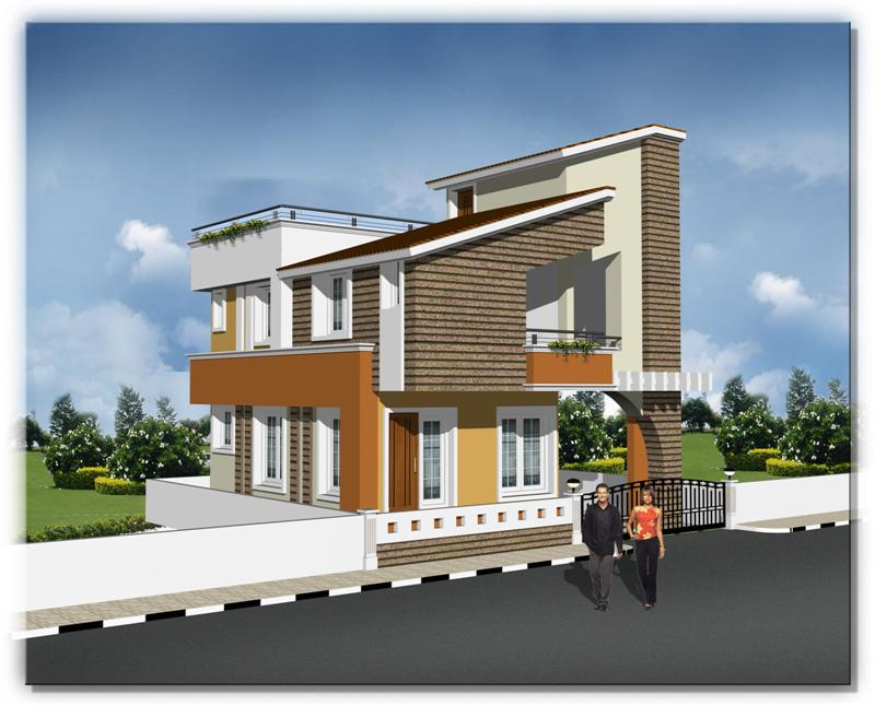 Samsoorya architects for Duplex project
